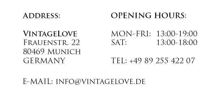 VintageLoveAddress