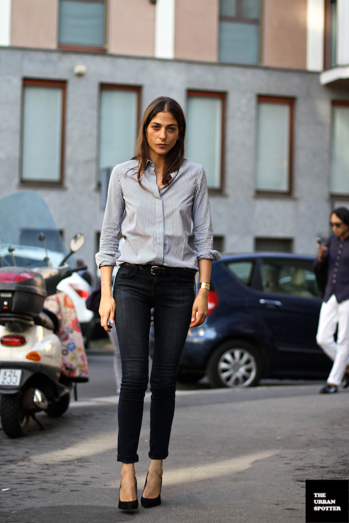 Milan Fashion Week Sept 2013