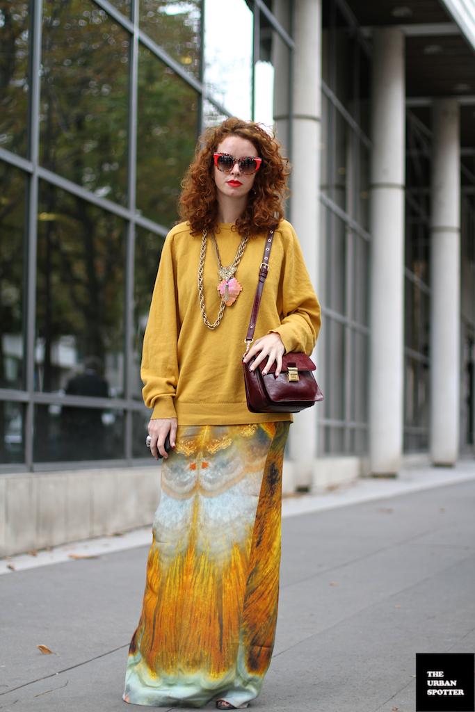 Paris Fashion Week Sept 2013