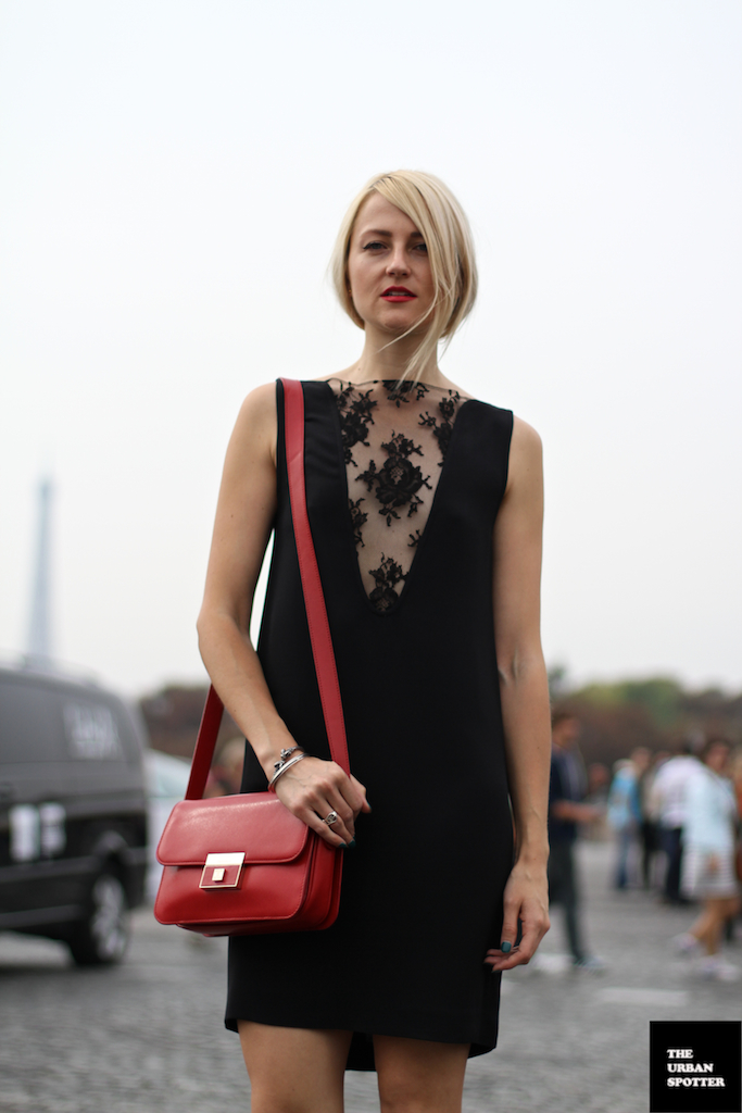 Paris Fashion Week Sept 2013
