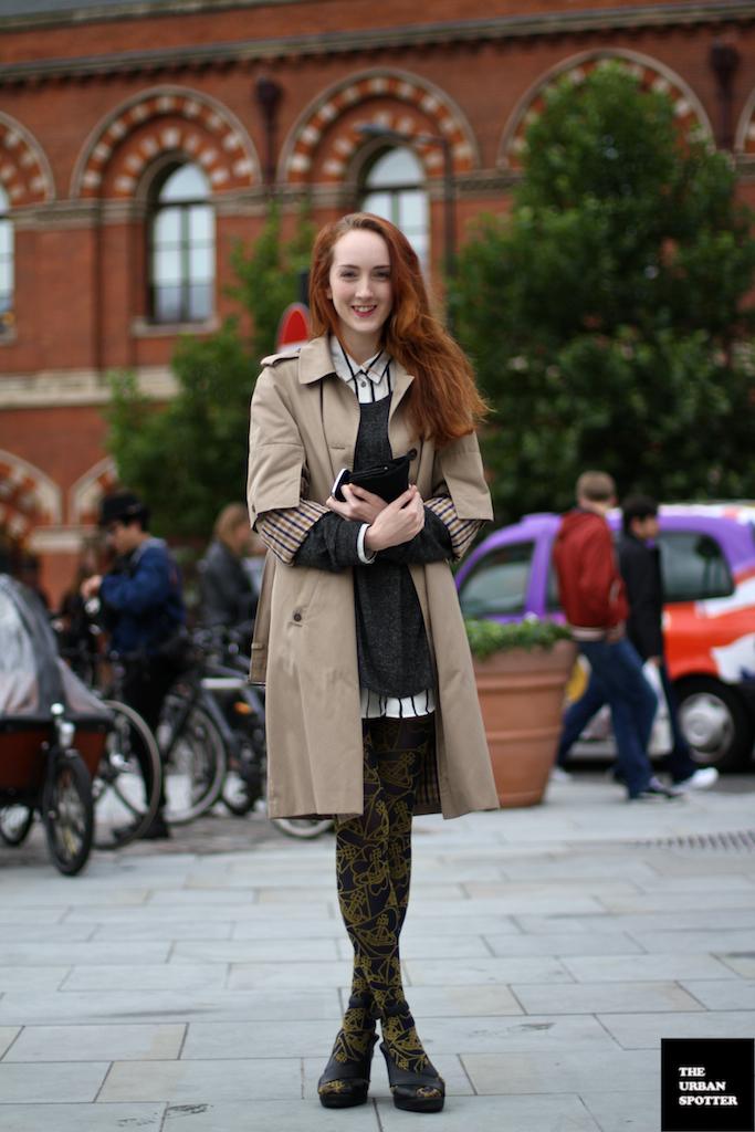 London Fashion Week Sept 2013